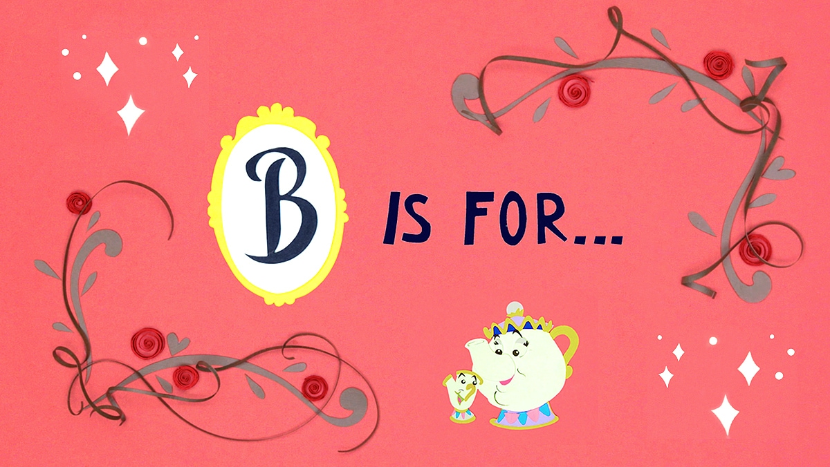 B is for Belle | Disney Family