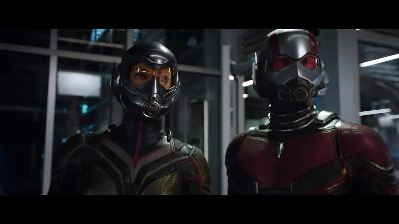Marvel Studios' Ant-Man and The Wasp | Official Australian Trailer