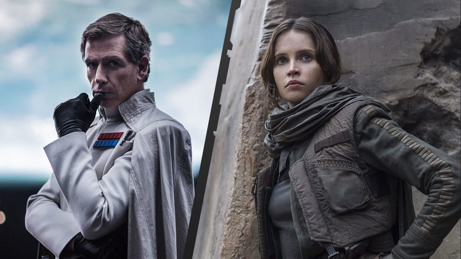 Quiz: Are You More Jyn Erso or Orson Krennic?