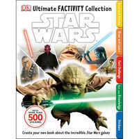 Image of Star Wars: Ultimate Factivity Collection Book # 1