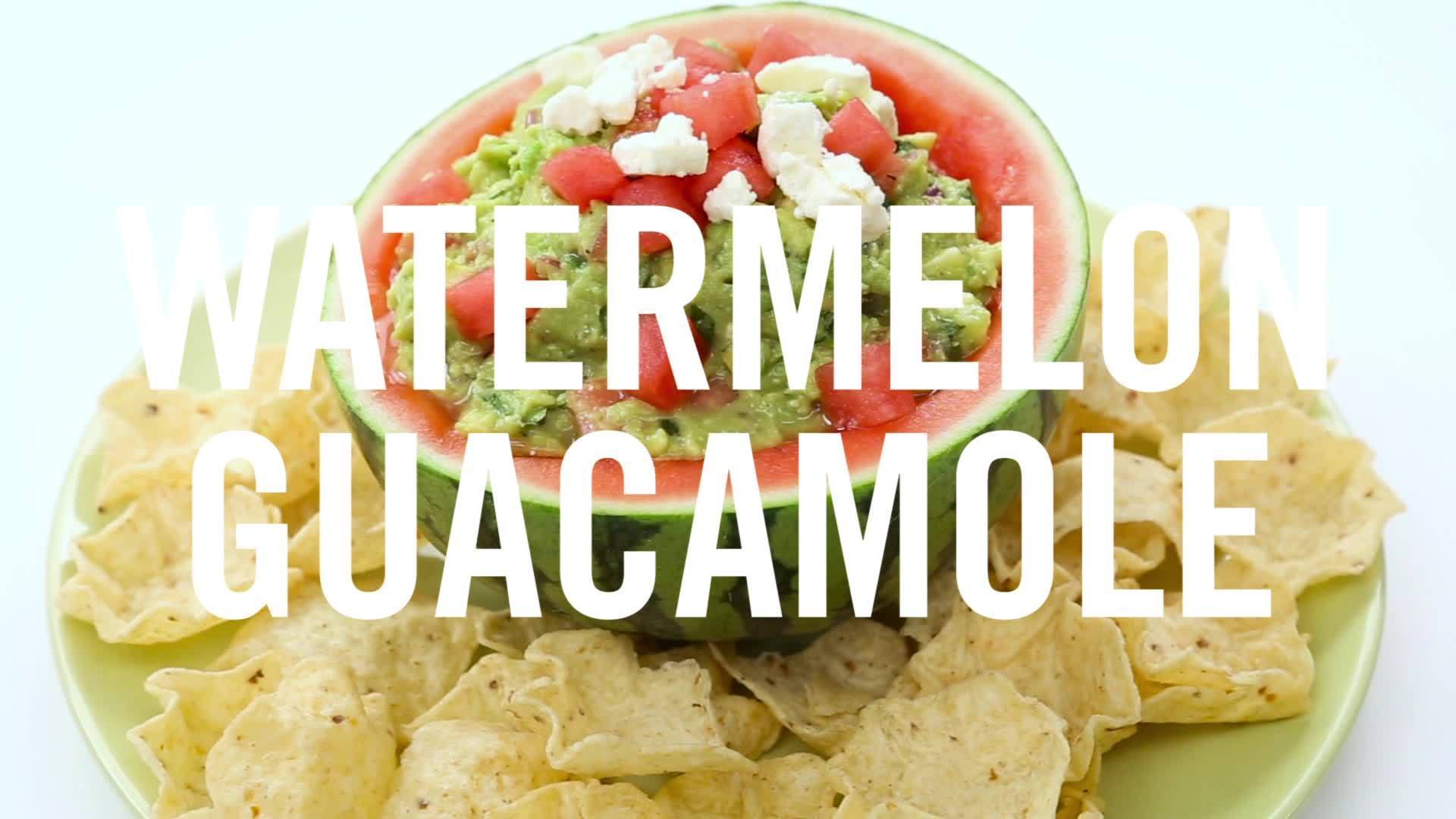 Watermelon Guacamole | Babble Eats