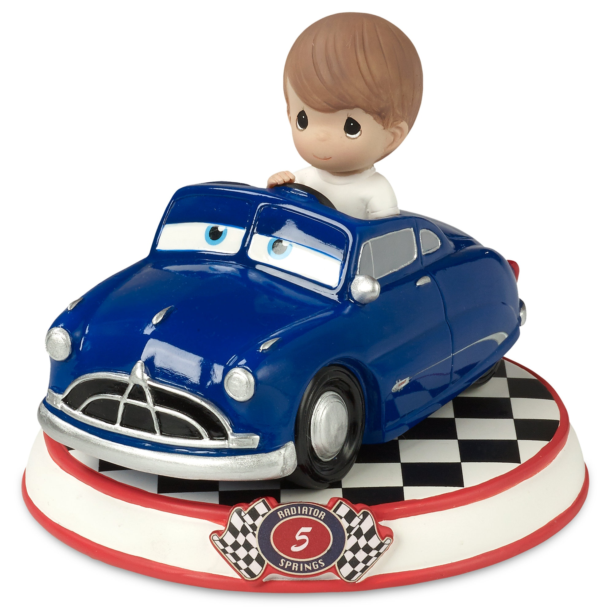 Doc Hudson Figurine by Precious Moments - Cars