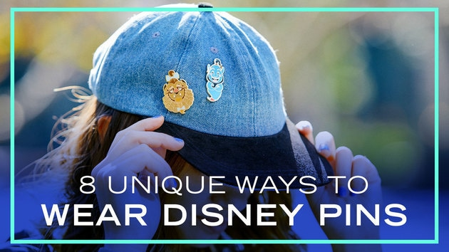 8 Unique Ways to Style Your Disney Pins