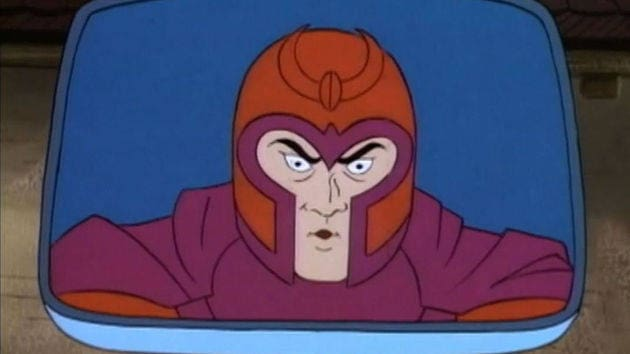 Marvel Mash-Up Ep. 5: Magneto