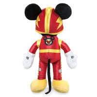Image of Mickey Mouse Plush - Mickey and the Roadster Racers - Small - 9 1/2'' # 3