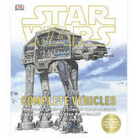 Image of Star Wars: Complete Vehicles Book # 1