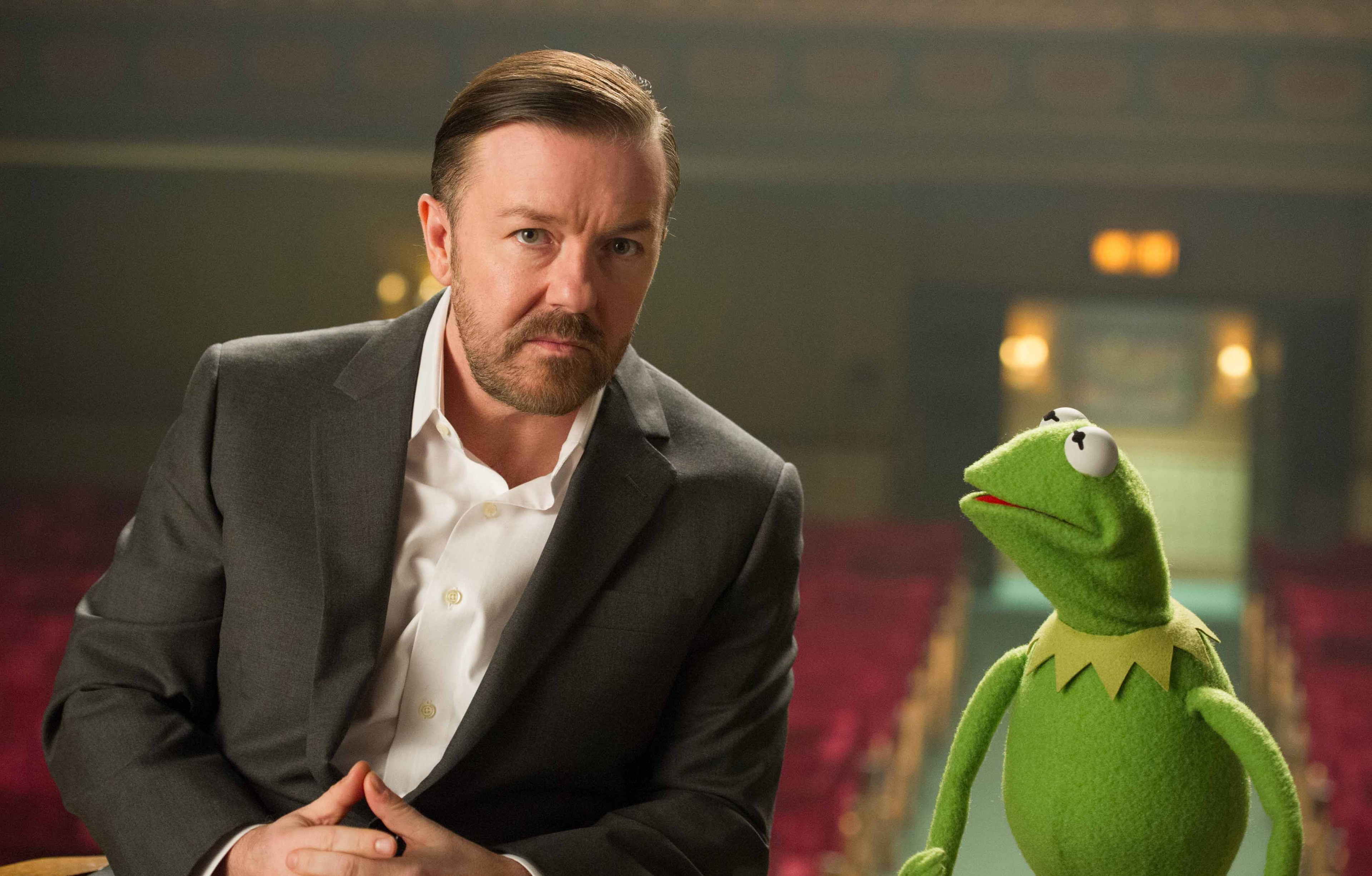 Kermit gets the inside scoop.
