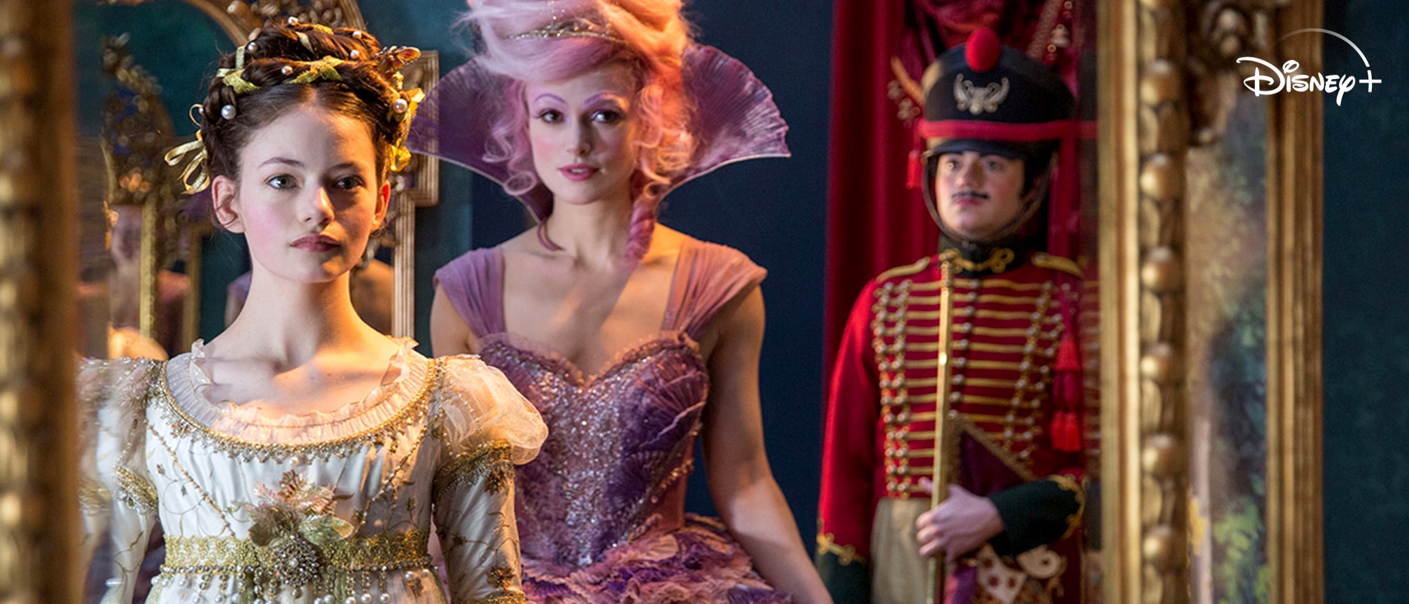 The Nutcracker and the Four Realms Hero Streaming