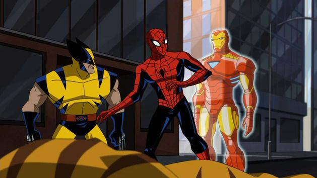 Clip: New Avengers