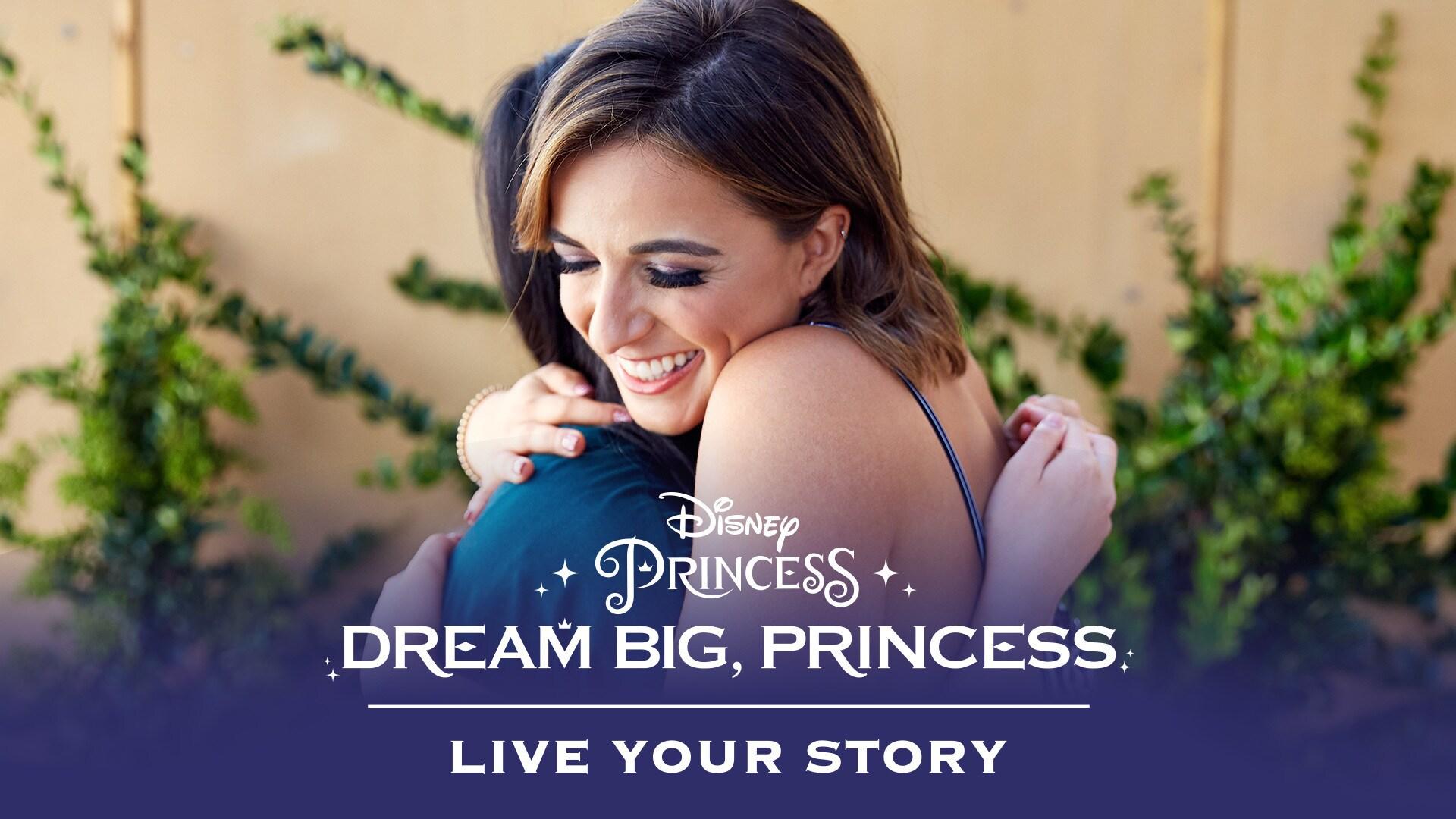 Dream Big, Princess - Louise Meets Victoria Arlen | Disney