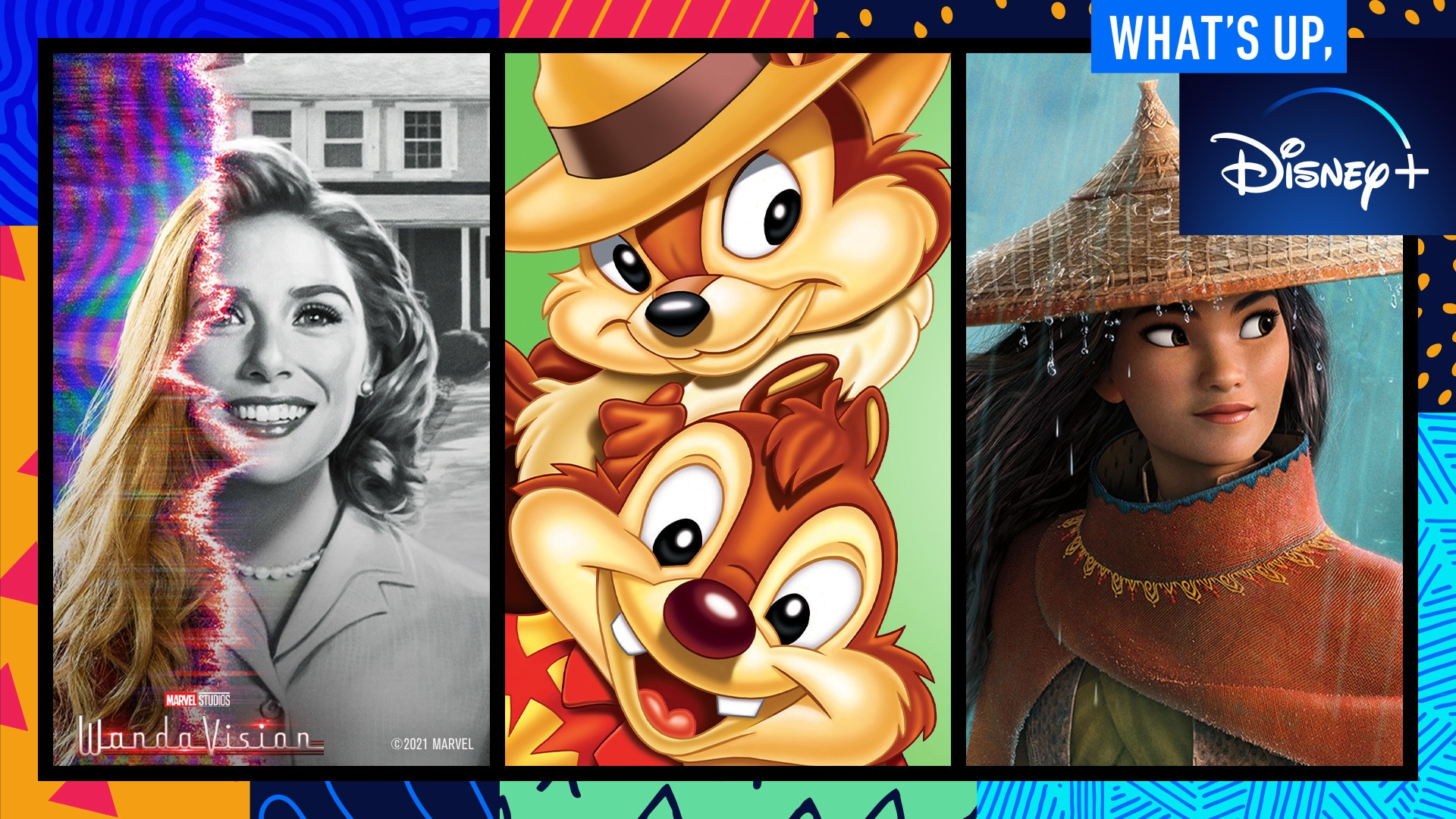 Disney Afternoon Trivia and the Cast of Raya and the Last Dragon | What's Up, Disney+ | Episode 18