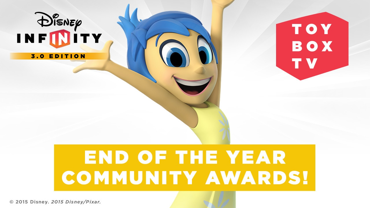 End of the Year Community Awards! - Disney Infinity Toy Box TV - Ep. 101