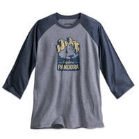 Pandora - The World of Avatar Raglan Tee for Adults