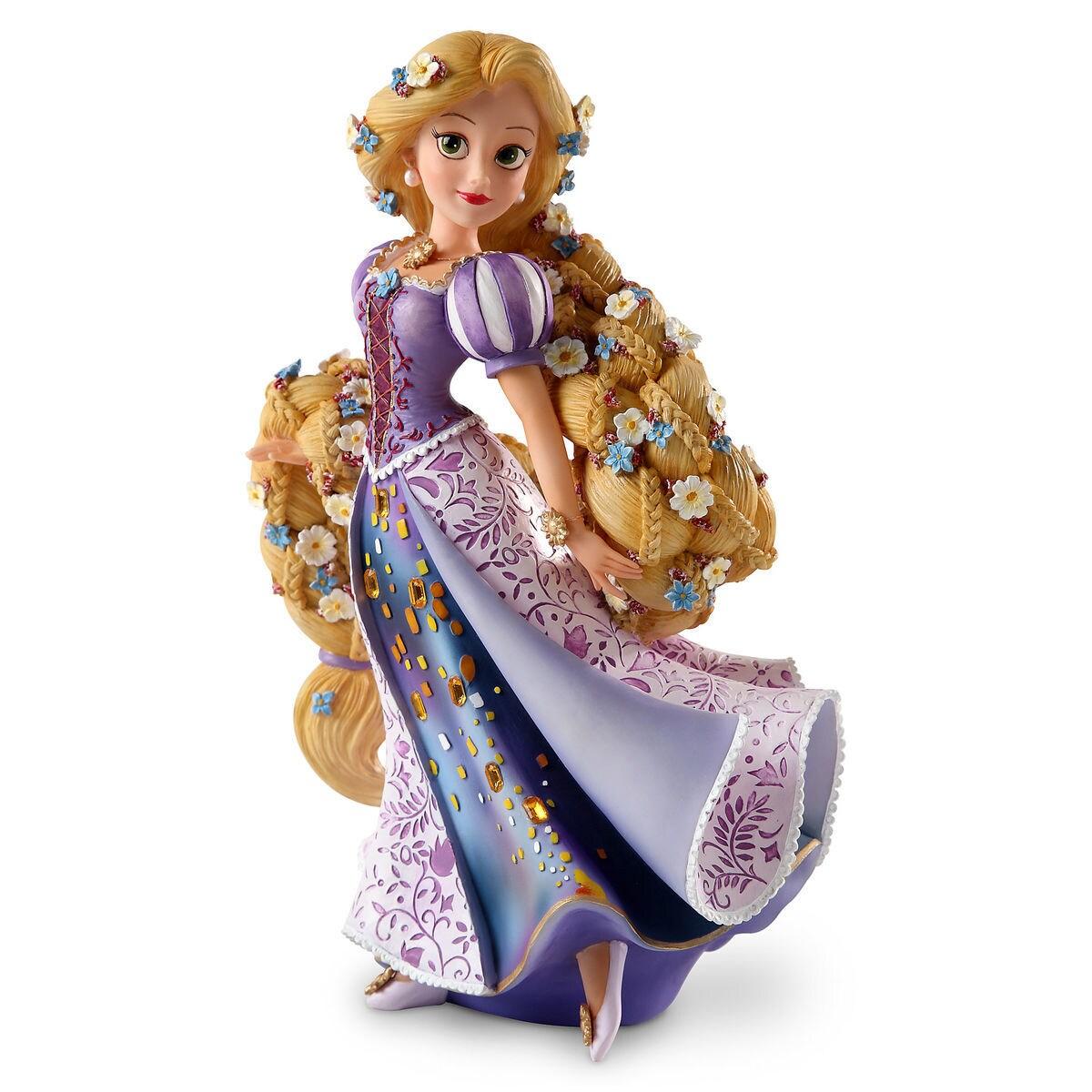 rapunzel couture de force figurine shopdisney