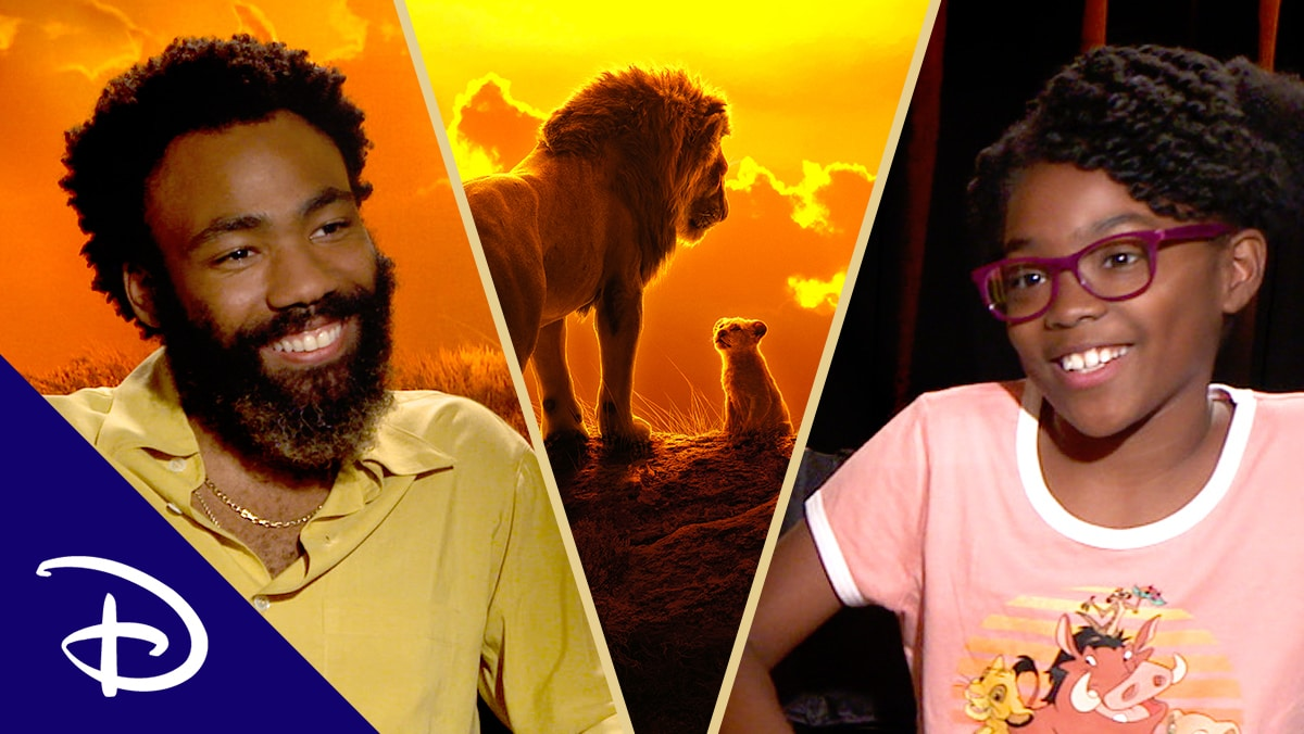 Circle of Life Advice for a Young Girl From Donald Glover and Jon Favreau | Disney