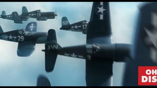 Disney's Ultimate Action Movie Trailer - Oh My Disney