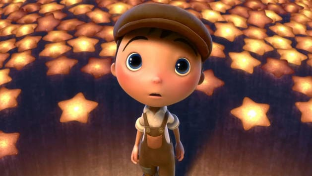 Pixar Short Films Collection 2: Star Burst