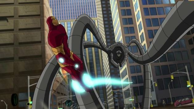 """The Avenging Spider-Man: Part Two"" Clip"
