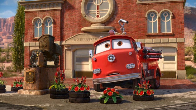 Bugged - Tales From Radiator Springs