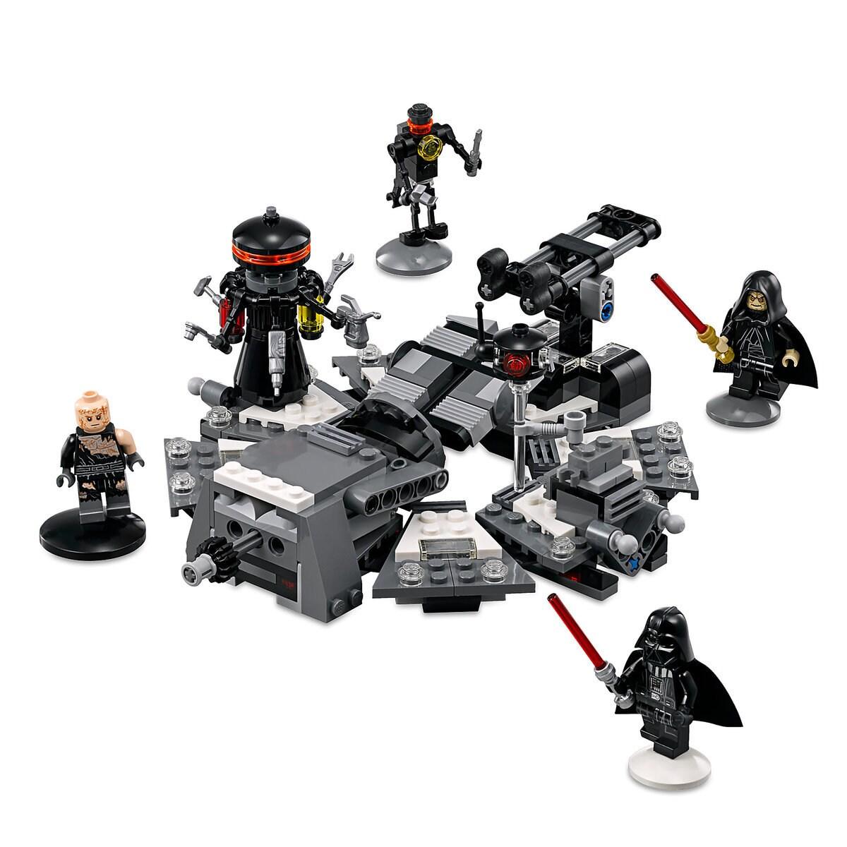 Transformation Star Playset By Darth Wars Vader Lego QCrdsth