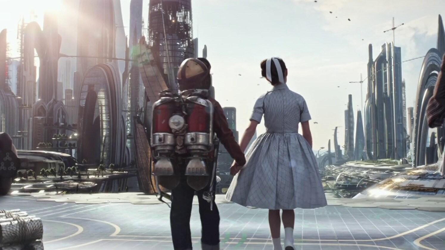 Tomorrowland Trailer