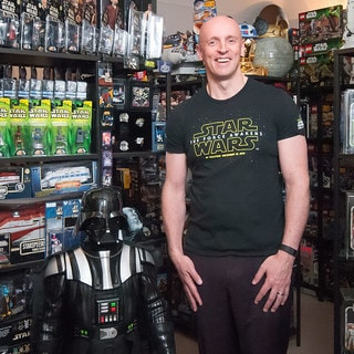 Meet Jonathan Storey: Feeling the Force at Work and at Home