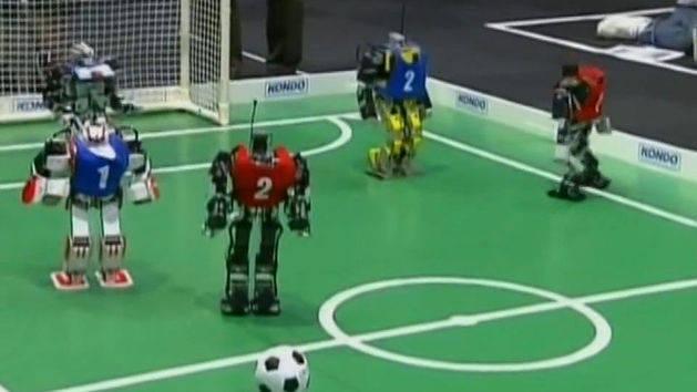 Robotic Soccer