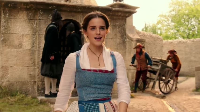 """""""Belle"""" Clip - Beauty and the Beast"""