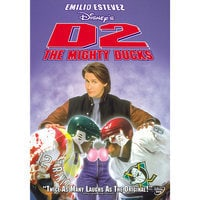 D2: The Mighty Ducks DVD