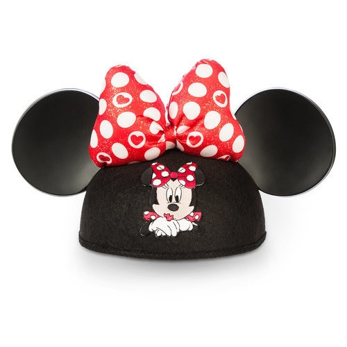 Minnie Mouse Ear Hat Valentines Day ShopDisney
