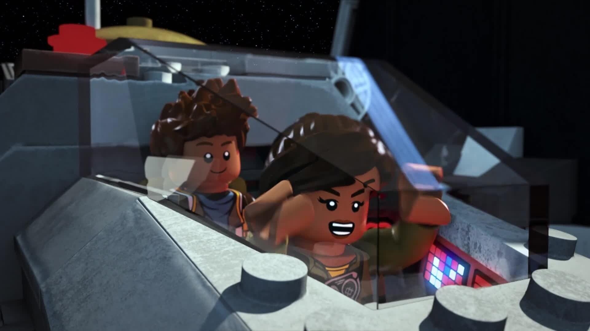 Star Wars: De Avonturen van de Bouwmeesters - Star Destroyer infiltratie