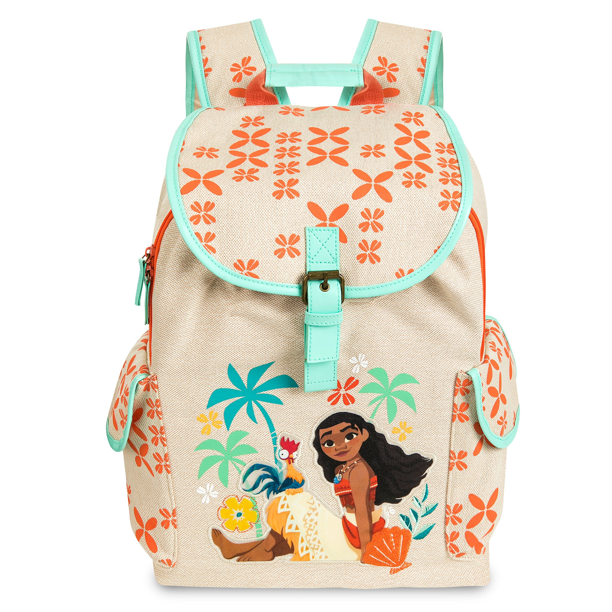 Moana Backpack - Personalizable