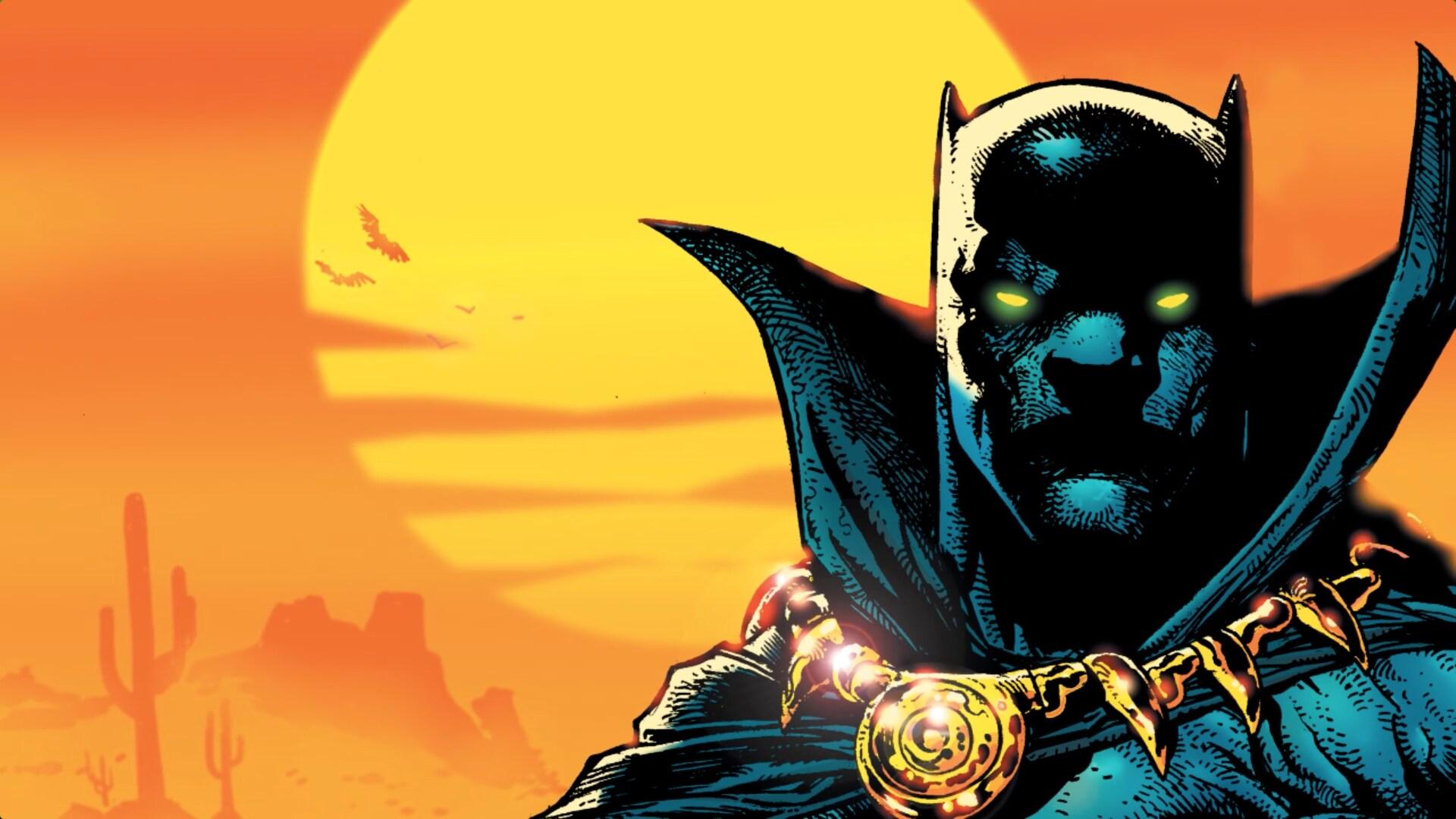 Pantera Negra - Heróis em um minuto