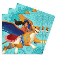 Elena of Avalor Lunch Napkins
