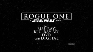 Rogue One: A Star Wars Story - Jetzt erhältlich!