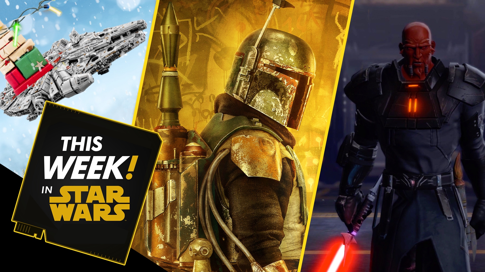 Boba Fett is Back, Vengeance Echoes Through Star Wars: The Old Republic, and More!