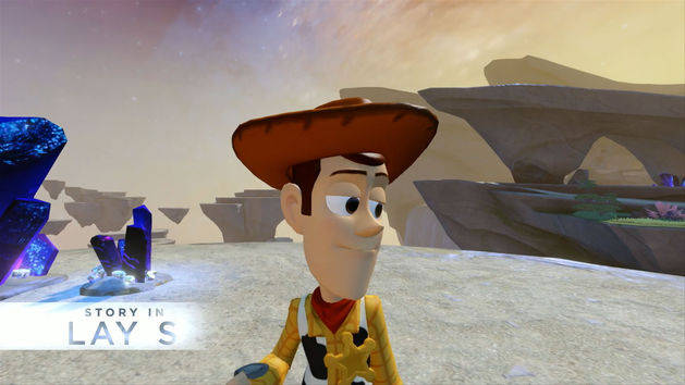 Woody - DISNEY INFINITY