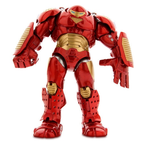 Iron Man Hulkbuster Action Figure ? Marvel Select ? 8''