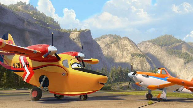 Aviões 2: Heróis do Fogo ao Resgate - Trailer