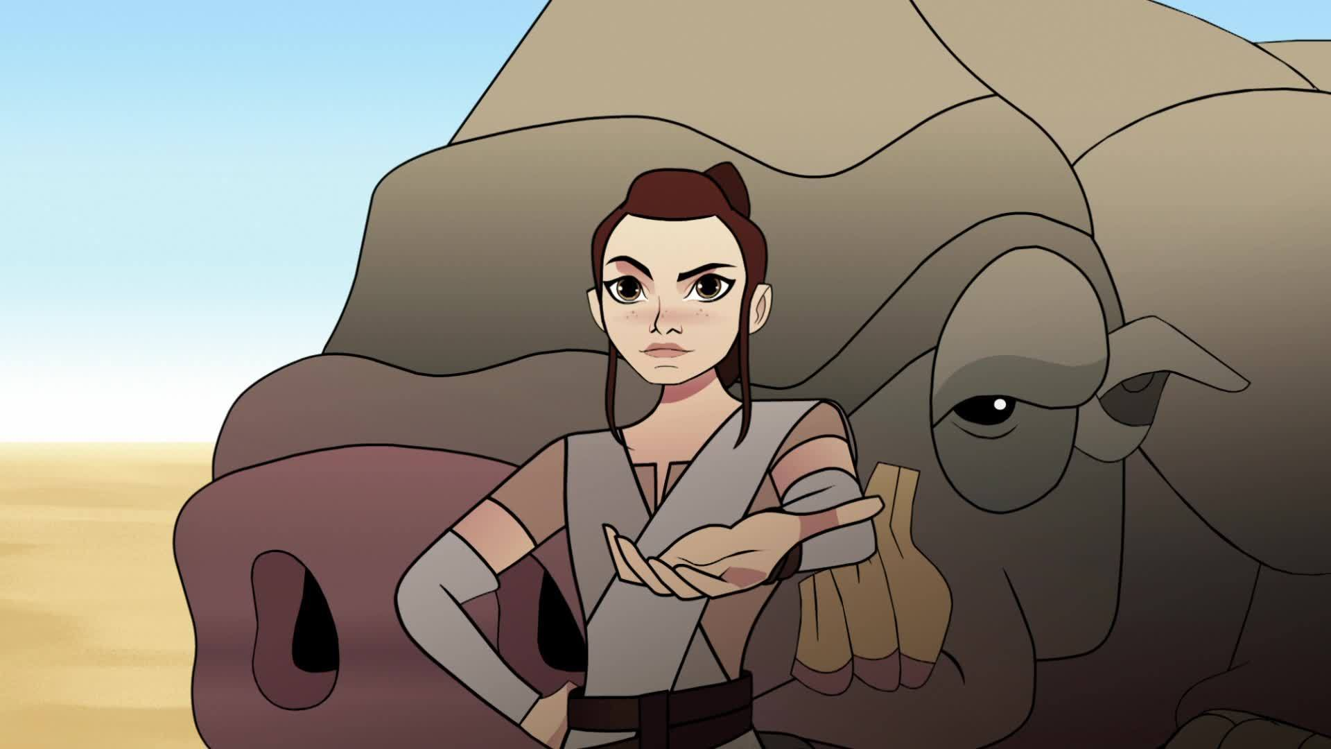 Star Wars Forces of Destiny : Trailer #2 | Disney