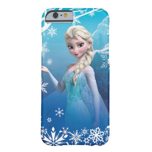 Elsa iPhone 6 Case - Frozen - Customizable