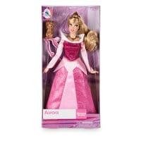 Image of Aurora Classic Doll with Squirrel Figure - 11 1/2'' # 2