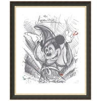 Image of Mickey Mouse ''The Apprentice''	Giclée by Eric Robison # 3