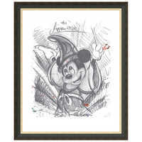 Image of Mickey Mouse ''The Apprentice''Giclée by Eric Robison # 3