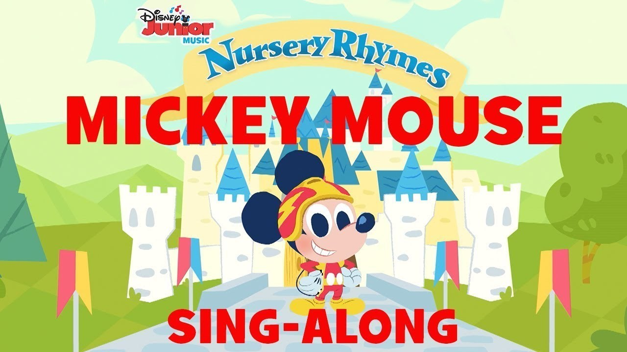 Disney Junior Music: Sing-Along with Mickey
