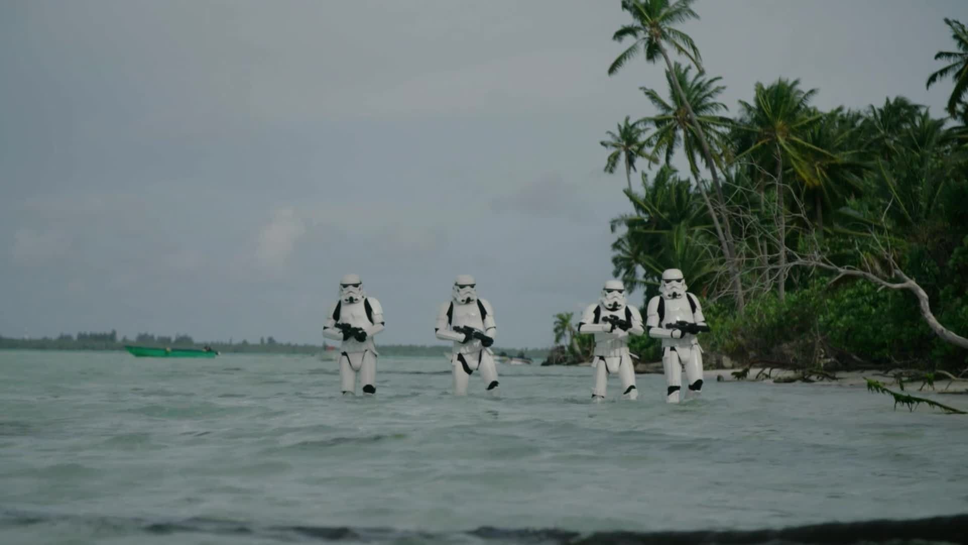 Blu-ray Exclusive: Star Wars Road Trip