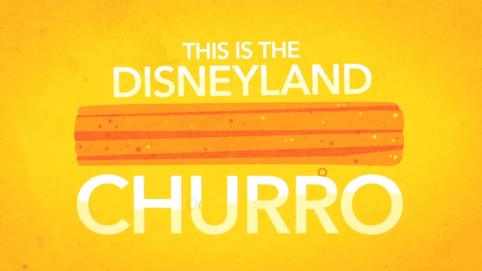 Disneyland Churro Facts
