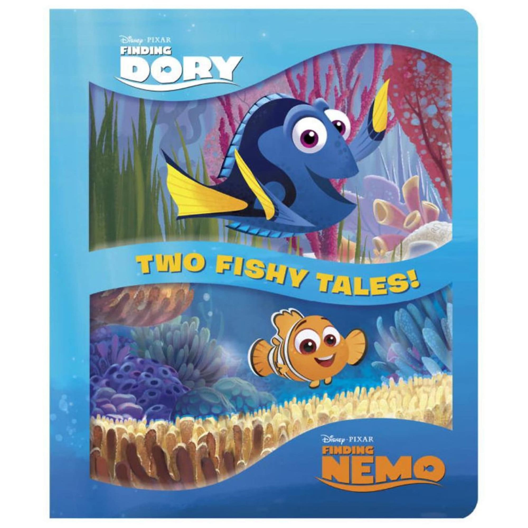 Finding Dory / Finding Nemo Board Book