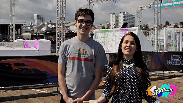 AD: Splatoon Mess Fest with Joey and Kelli
