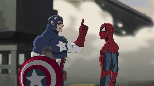 """The Avenging Spider-Man: Part One"" Clip"